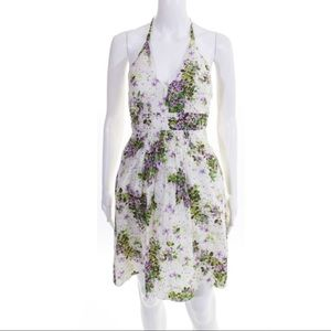 Anthropologie Anna Sui Floral Dress 0